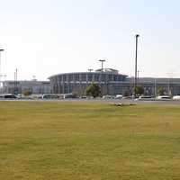 Meadows Field at the airport in Bakersfield, California