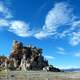 Mono Lake landscape in California