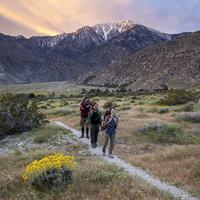 Pacific Crest Trail in California