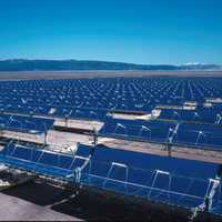 Solar Farm in San Bernardino County, California