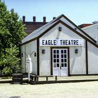 Eagle Theatre, California's First Theatre in Sacramento