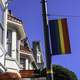 LGBT Pride Flag in The Castro, San Francisco, California
