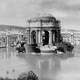 Palace of Fine Arts in 1915 in San Francisco, California