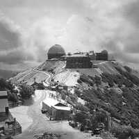 Lick Observatory in 1900 in San Jose, California