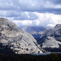 Yosemite High Country landscape