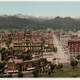 Panorama of Denver, Colorado in 1898