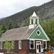 Frisco Schoolhouse in Colorado
