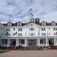 Historic Stanley Hotel in Estes Park, Colorado