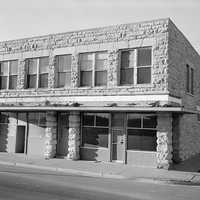 Woodruff Block in 1985 in La Junta, Colorado