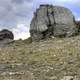 Large Rock at Rocky Mountains National Park, Colorado