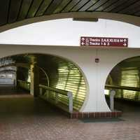 Union State Tunnel in New Haven, Connecticut