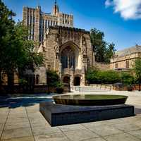 Yale University in New Haven, Connecticut
