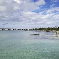 View of the Bridge at Bahia Honda State Park