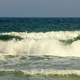 Ocean Waves in Daytona Beach, Florida