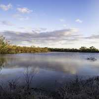 View of Echo Pond at Everglades National Park