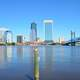 Skyline of Jacksonville, Florida