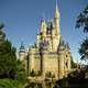 Disney Castle at the Magic Kingdom, Orlando, Florida