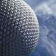 Golf Ball Structure at Epcot, Orlando, Florida