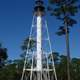 Cape San Blas Lighthouse in Port St. Joe, Florida