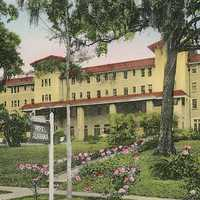 Hotel Alabama in Winter Park, Florida in 1922
