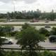 Interstate 95 passing through Fort Lauderdale in Florida