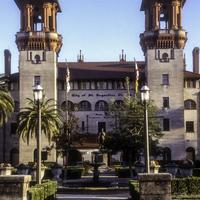 Lightner Museum and City Hall in St. Augustine, Florida