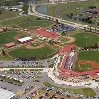 Osceola County Stadium in Kissimmee, Florida