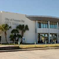 Panama City's city hall in November 2013 in Florida