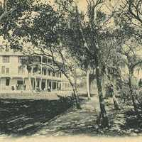 The Hotel Carleton in Melbourne, Florida