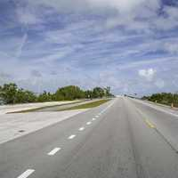 The Overseas Highway Road