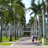 University of Miami in Coral Gables, Florida