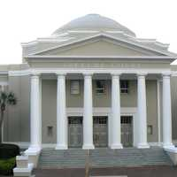 Florida Supreme Court Building in Tallahassee
