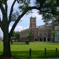 Hillsborough High School in Tampa, Florida
