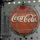 World of Coca-Cola symbol in Altanta, Georgia