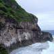 Cliffs and coastal Landscape in Marina Bay, Guam
