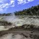 Sulphur Banks steam at Hawaii Volcanoes National Park