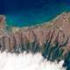 Satellite Image of Honolulu, Hawaii