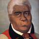 King Kamehameha of Hawaii Portrait