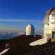 Observatory telescopes at Mauna Kea, Hawaii