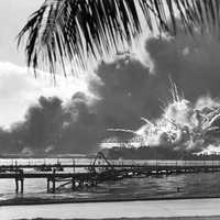 Pearl Harbor bombing in Pearl Harbor, Hawaii