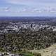 Bird's Eye View of Boise, Idaho in 2010