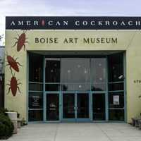 Boise Art Museum in Idaho