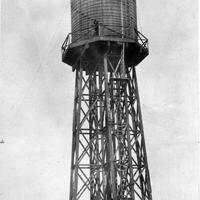 NewDale ID Water Tower in Idaho