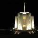 Rexburg Idaho Temple in Idaho