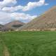 Soccer fields in Hailey, Idaho