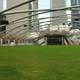 Concert field at Millennium Park in Chicago, Illinois