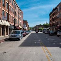 Down the Street in Galena