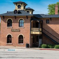 Galena Station building