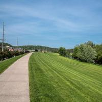 Walking Path in Galena