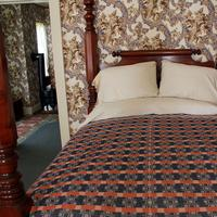 Bed of Lincoln in Lincoln Home at Springfield, Illinois